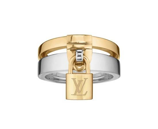 Louis Vuitton Lockit Jewelry Collection 2013