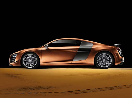 Watch How an Audi R8 is Made