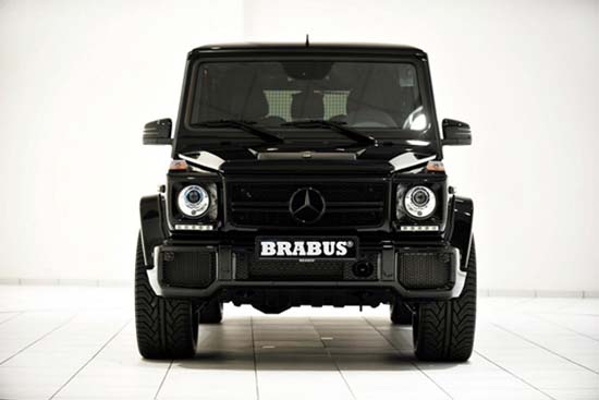 Mercedes-Benz G 63 AMG Widestar Edition By Brabus