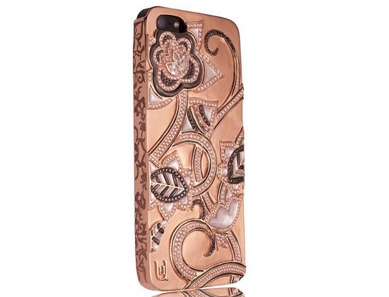 World's Most Expensive iPhone 5 Case costs $302,985