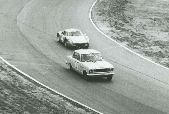 Nissan Heritage Series: Start of the Skyline Legend