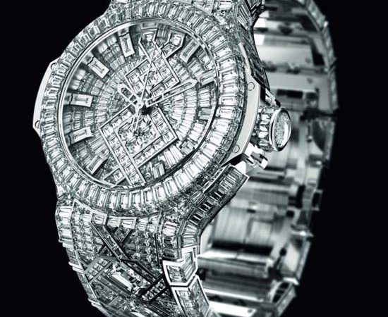 Rumor: Beyonce Buys Jay-Z $5 Million Hublot Watch for 43rd B-day
