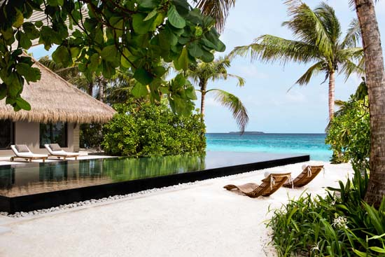 Cheval Blanc Randheli Maldives by LVMH to open in 2013