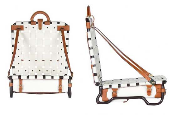 Louis Vuitton's Objets Nomades at Design Miami Fair 2012