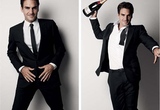 Roger Federer named new Moët & Chandon brand ambassador