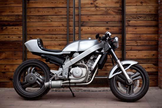 Hephaestus Motorcycle by Bandit9