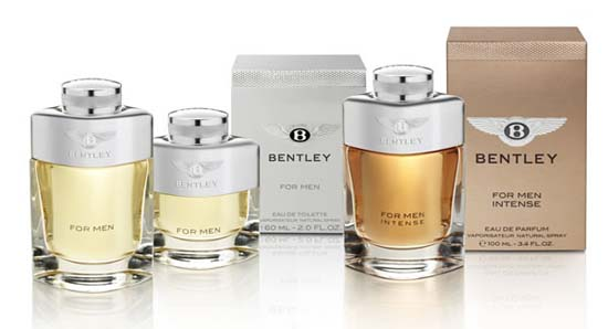 Bentley Launches New Luxury Fragrance for Men