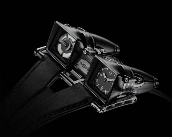 MB&F Reveals HM4 Final Edition Watch
