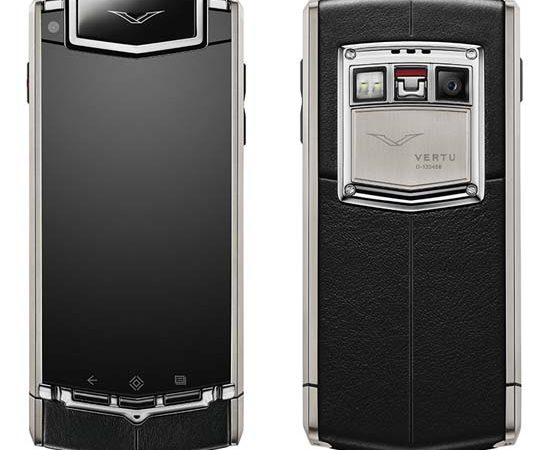 Vertu's new Android smartphone is handmade in England
