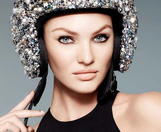 Candice Swanepoel is the new face for Swarovski