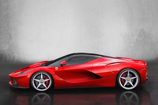 Ferrari LaFerrari Officially Revealed