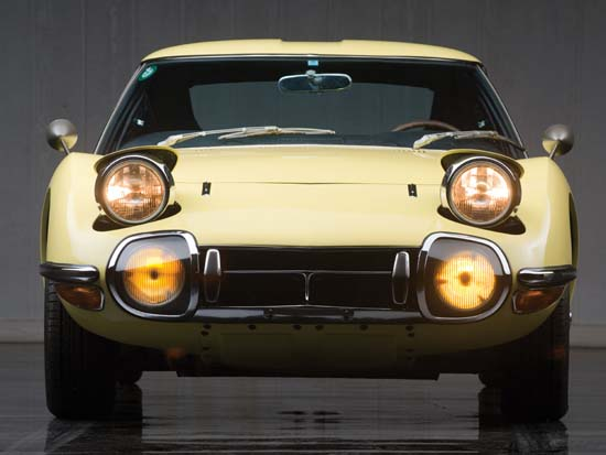 1967 Toyota 2000GT is Most Expensive Asian Car