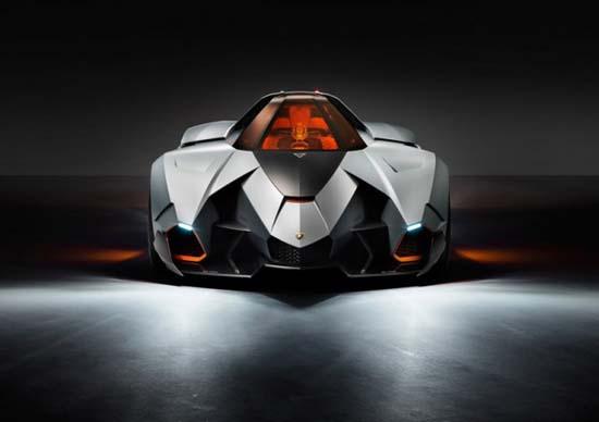 Lamborghini Egoista Concept for 50th Anniversary