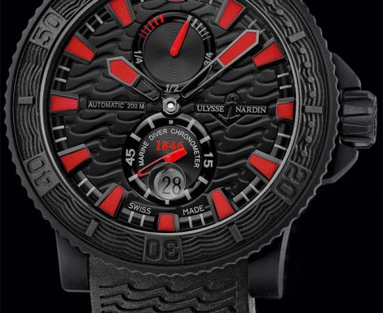 Ulysse Nardin Unveils Limited Edition Game of Thrones Watch