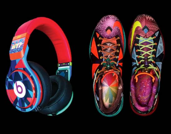 Beats By Dre For Lebron James What The Mvp Luxuryes