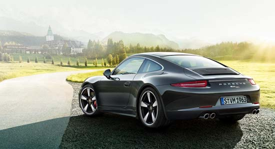50 Years of Porsche 911 – Tradition:Future
