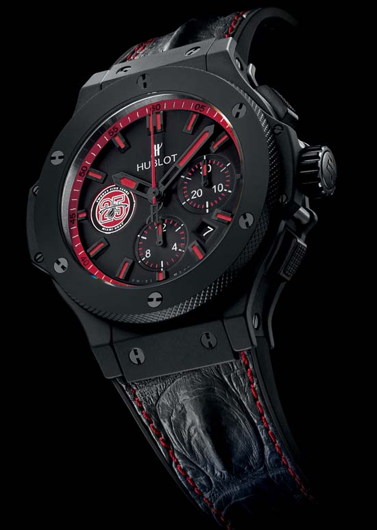 Miami heat watch by Hublot, Hublot watches Florida, pre owned Hublot
