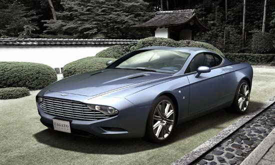 Aston Martin Announces DBS & DB9 Centennial Editions by Zagato