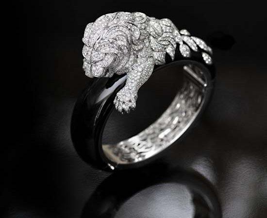 Sous le Signe du Lion Jewelry Collection by Chanel