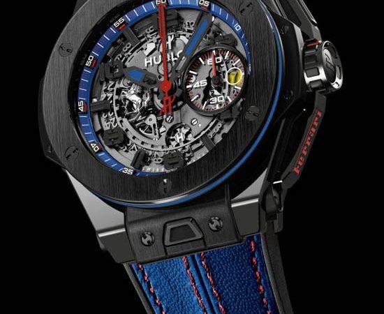 Hublot Big Bang Ferrari Beverly Hills Watch