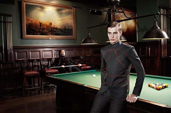 Dior Homme presents 'The Players'