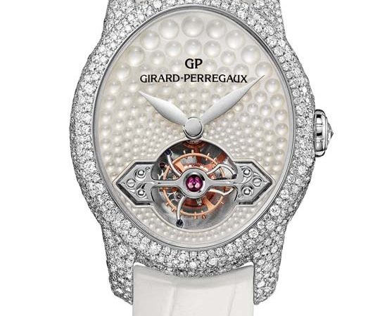 Girard-Perregaux Cat's Eye Jewellery Tourbillon