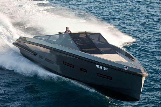 Wally 55 Powerboat