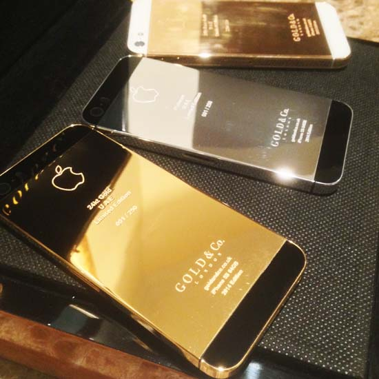Rose Gold Iphone 5s Gold Amp Platinum Iphone 5s