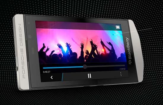 BlackBerry Porsche Design P'9982 Premium Smartphone