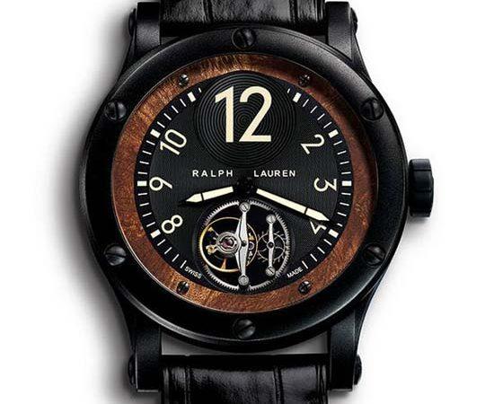 Ralph Lauren Automotive Flying Tourbillon Watch