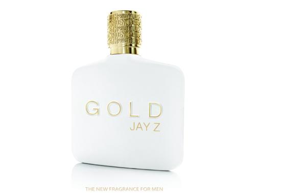 Jay Z Debuts Men's Fragrance: Gold Jay Z