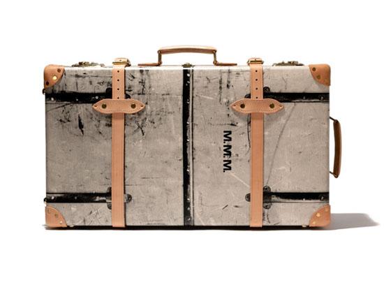 Maison Martin Margiela x Globe-Trotter Luggage Collection