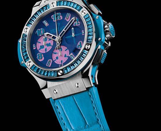 Hublot Unveils Big Bang Pop Art Watches for Ladies