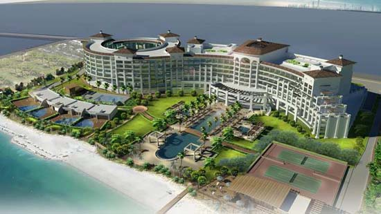 Waldorf Astoria Opens a New Location in Palm Islands Jumeirah