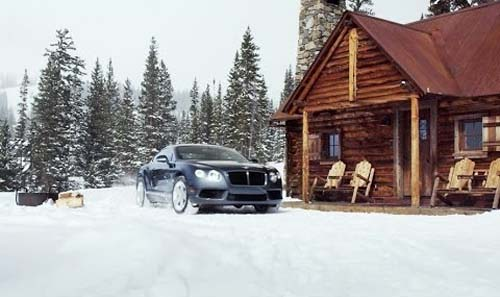 In Search of Snow: Bentley x Chris Davenport