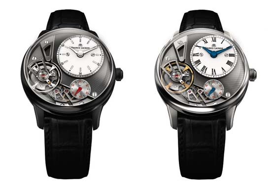 Maurice Lacroix Masterpiece Gravity Watch