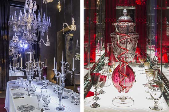 Baccarat Celebrates 250 Years of Crystal Production