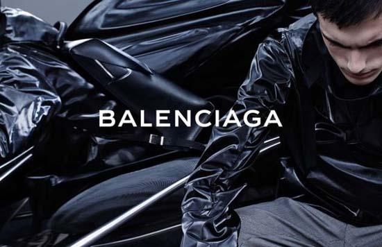 Balenciaga Menswear S/S 2014 Campaign