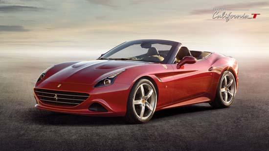2015 Ferrari California T Revealed