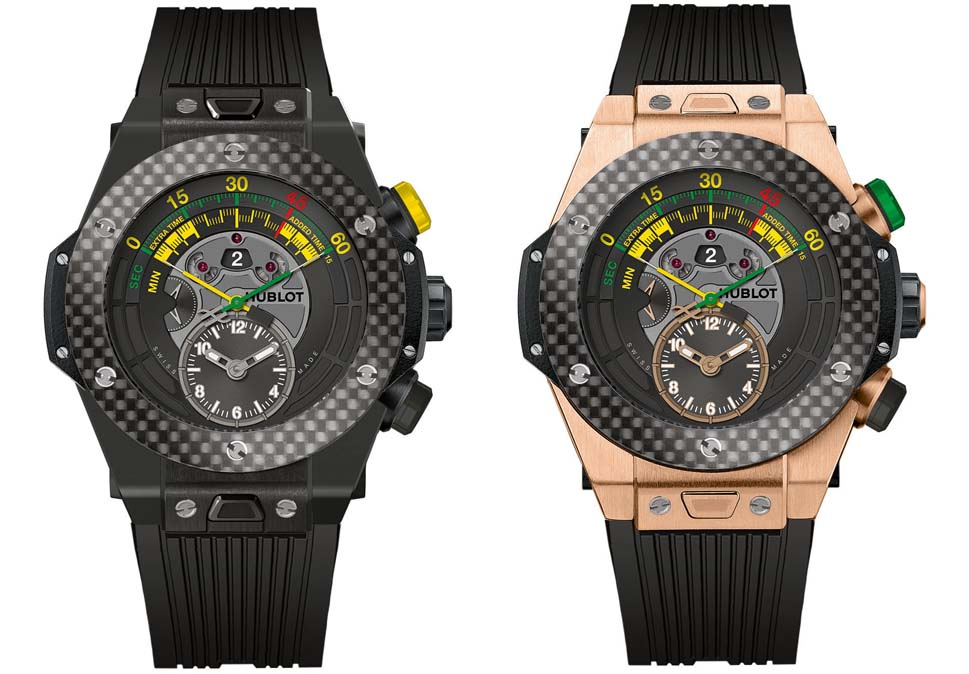 Hublot Big Bang Official Watch of the 2014 FIFA World Cup ...