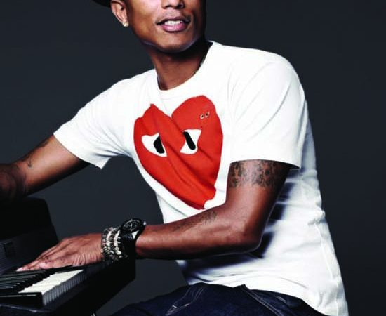 Pharrell Williams x COMME des GARÇONS Fragrance Collection Announced