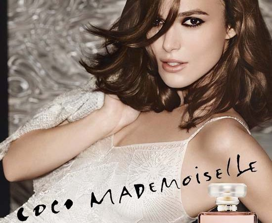 Keira Knightley Stars in New Chanel Ad