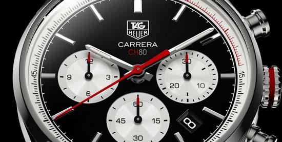 TAG Heuer Carrera Calibre CH 80 Chronograph