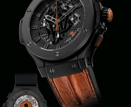 Hublot Big Bang Aero Johnnie Walker House Limited Edition Watch