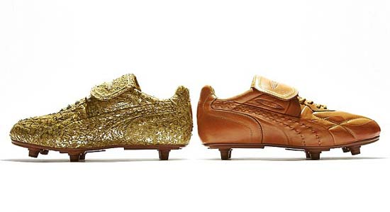 Puma King by Alexander McQueen Limited Edition Football Boots