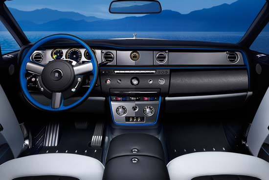 Rolls-Royce Phantom Drophead Coupe Waterspeed Collection Unveiled