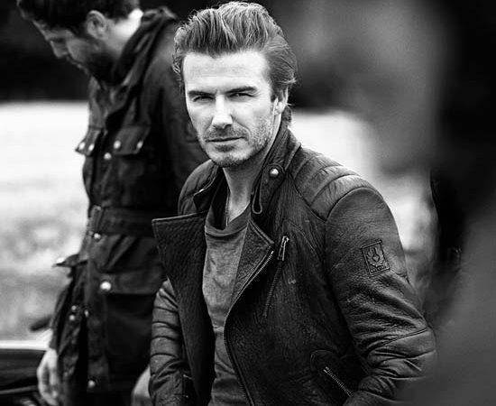 David Beckham x Belstaff S/S 2014 Capsule Collection