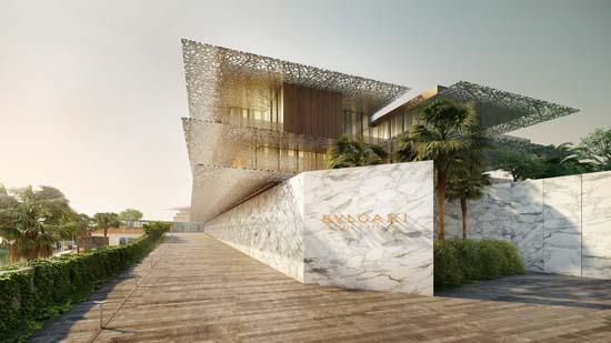 Bulgari Hotel to Open in Dubai