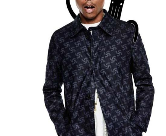 G-Star RAW x Pharrell Williams Collection – First Look