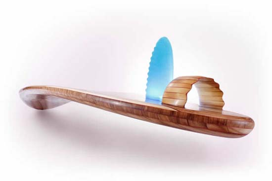 The Most Expensive Wooden Surfboard $1.3 million